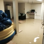 Bellevue-basement-flood-damage-repair