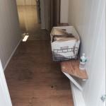 Bellevuehallway-flood-damage-repair